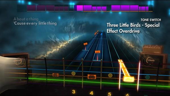 Скриншот №1 к Rocksmith® 2014 – Anniversary Song Pack