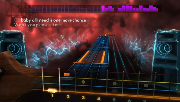 Скриншот №6 к Rocksmith® 2014 – Anniversary Song Pack
