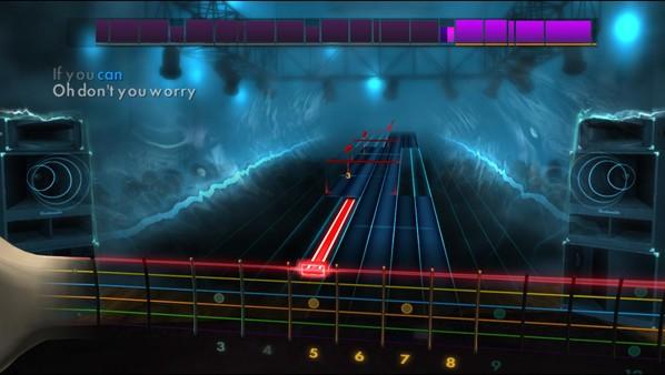 "Скриншот №5 к Rocksmith® 2014 Edition – Remastered – Shinedown - ""Simple Man"""