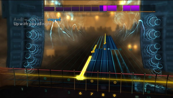 Скриншот №5 к Rocksmith® 2014 Edition – Remastered – 2000s Mix Song Pack II