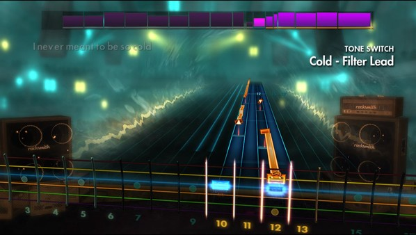 Скриншот №1 к Rocksmith® 2014 Edition – Remastered – 2000s Mix Song Pack II