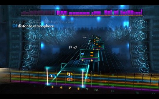 "Скриншот №4 к Rocksmith® 2014 Edition – Remastered – Yes - ""Roundabout"""