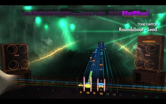"Скриншот №2 к Rocksmith® 2014 Edition – Remastered – Yes - ""Roundabout"""