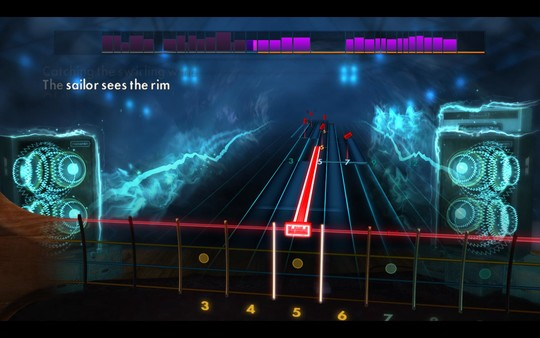 "Скриншот №3 к Rocksmith® 2014 Edition – Remastered – Yes - ""Roundabout"""