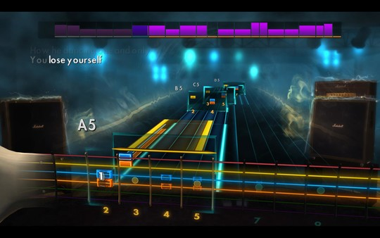 """Скриншот №2 к Rocksmith® 2014 Edition – Remastered – Yes - """"Owner of a Lonely Heart"""""""