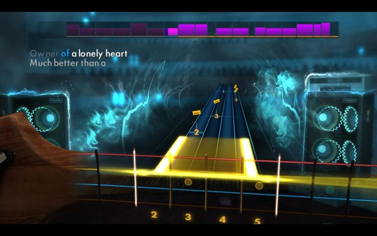 """Скриншот №5 к Rocksmith® 2014 Edition – Remastered – Yes - """"Owner of a Lonely Heart"""""""