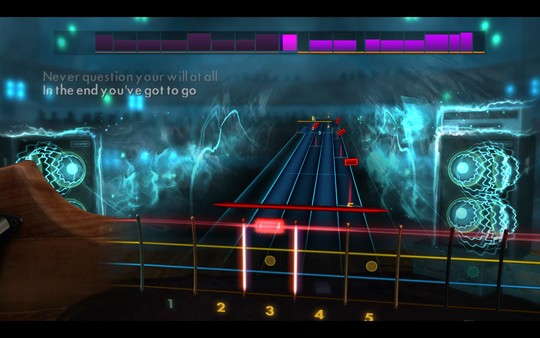 """Скриншот №3 к Rocksmith® 2014 Edition – Remastered – Yes - """"Owner of a Lonely Heart"""""""