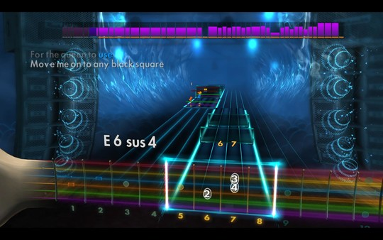 """Скриншот №3 к Rocksmith® 2014 Edition – Remastered – Yes - """"Ive Seen All Good People"""""""