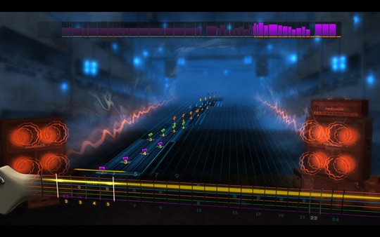 """Скриншот №5 к Rocksmith® 2014 Edition – Remastered – Yes - """"Ive Seen All Good People"""""""