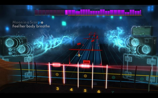 "Скриншот №5 к Rocksmith® 2014 Edition – Remastered – White Zombie  - ""Black Sunshine"""