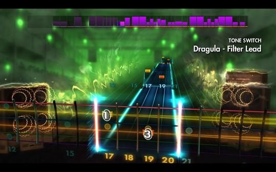"Скриншот №3 к Rocksmith® 2014 Edition – Remastered – Rob Zombie  - ""Dragula"""