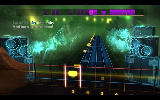 "Скриншот №4 к Rocksmith® 2014 Edition – Remastered – Rob Zombie  - ""Dragula"""