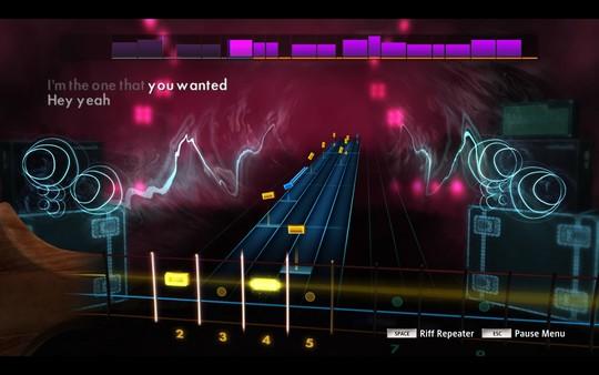 """Скриншот №2 к Rocksmith® 2014 Edition – Remastered – Rob Zombie  - """"Superbeast"""""""
