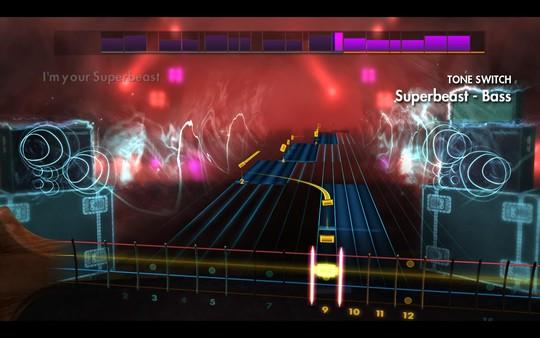 """Скриншот №5 к Rocksmith® 2014 Edition – Remastered – Rob Zombie  - """"Superbeast"""""""