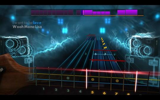"Скриншот №5 к Rocksmith® 2014 Edition - Remastered – Panic! At The Disco - ""Ballad of Mona Lisa"""