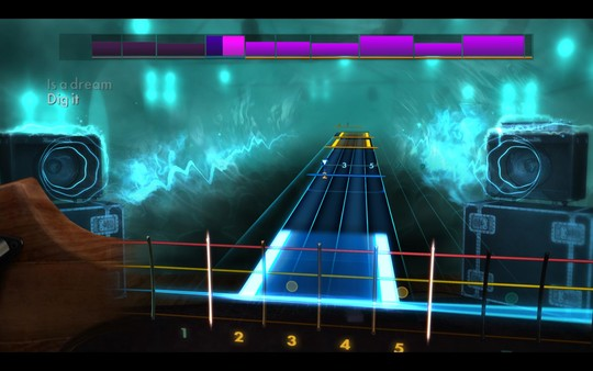 "Скриншот №5 к Rocksmith® 2014 Edition - Remastered – Marcy Playground - ""Sex and Candy"""