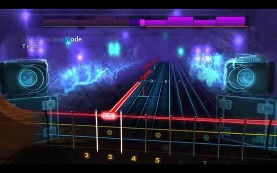 Скриншот №2 к Rocksmith® 2014 Edition – Remastered – Variety Song Pack V