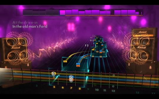 "Скриншот №4 к Rocksmith® 2014 Edition - Remastered – Poison - ""Talk Dirty To Me"""