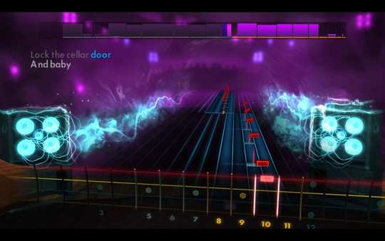 "Скриншот №3 к Rocksmith® 2014 Edition - Remastered – Poison - ""Talk Dirty To Me"""