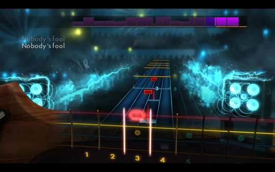 "Скриншот №3 к Rocksmith® 2014 Edition - Remastered – Cinderella - ""Nobodys Fool"""
