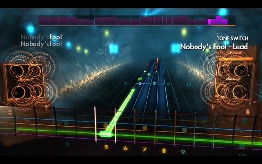 "Скриншот №5 к Rocksmith® 2014 Edition - Remastered – Cinderella - ""Nobodys Fool"""