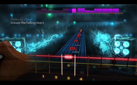 "Скриншот №2 к Rocksmith® 2014 Edition - Remastered – Cinderella - ""Nobodys Fool"""