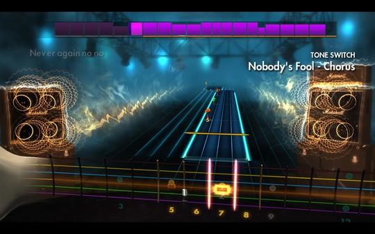 "Скриншот №4 к Rocksmith® 2014 Edition - Remastered – Cinderella - ""Nobodys Fool"""
