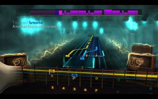 """Скриншот №1 к Rocksmith® 2014 Edition - Remastered – Robert Palmer - """"Addicted To Love"""""""