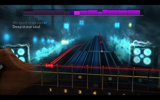 "Скриншот №4 к Rocksmith® 2014 Edition - Remastered – Survivor - ""Burning Heart"""