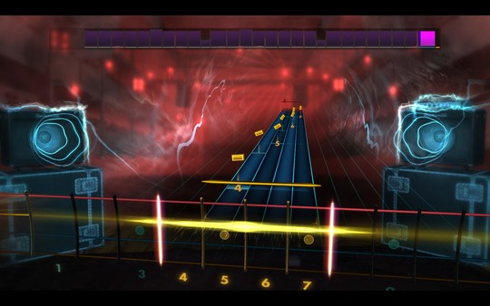 """Скриншот №2 к Rocksmith® 2014 Edition – Remastered – Stevie Ray Vaughan  Double Trouble - """"Pride and Joy"""""""