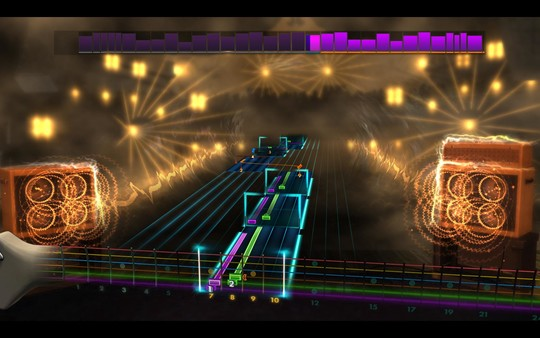 """Скриншот №5 к Rocksmith® 2014 Edition – Remastered – Stevie Ray Vaughan  Double Trouble - """"Pride and Joy"""""""