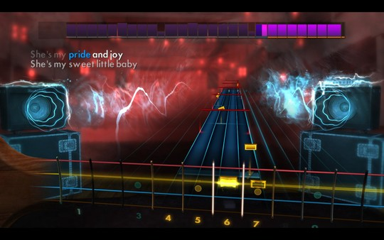 """Скриншот №1 к Rocksmith® 2014 Edition – Remastered – Stevie Ray Vaughan  Double Trouble - """"Pride and Joy"""""""