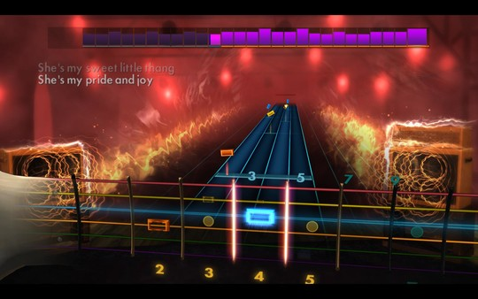 """Скриншот №4 к Rocksmith® 2014 Edition – Remastered – Stevie Ray Vaughan  Double Trouble - """"Pride and Joy"""""""