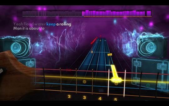 "Скриншот №4 к Rocksmith® 2014 Edition – Remastered – Stevie Ray Vaughan  Double Trouble - ""Texas Flood"""