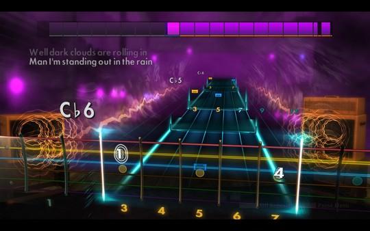 "Скриншот №2 к Rocksmith® 2014 Edition – Remastered – Stevie Ray Vaughan  Double Trouble - ""Texas Flood"""