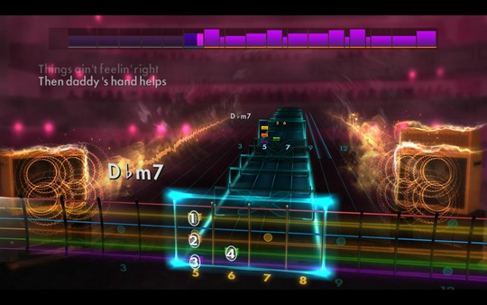 """Скриншот №2 к Rocksmith® 2014 Edition – Remastered – Stevie Ray Vaughan  Double Trouble - """"Couldnt Stand the Weather"""""""