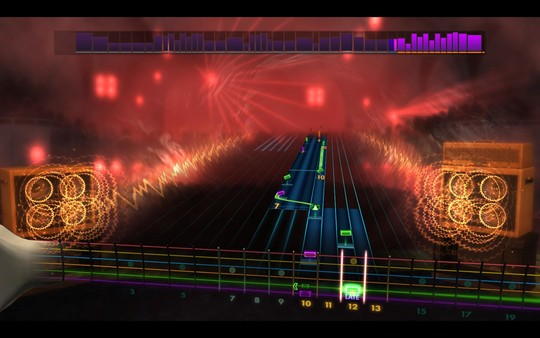 """Скриншот №1 к Rocksmith® 2014 Edition – Remastered – Stevie Ray Vaughan  Double Trouble - """"Couldnt Stand the Weather"""""""