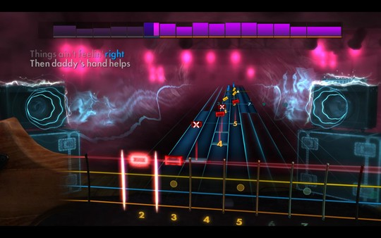 """Скриншот №4 к Rocksmith® 2014 Edition – Remastered – Stevie Ray Vaughan  Double Trouble - """"Couldnt Stand the Weather"""""""