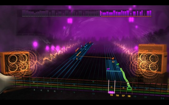 Скриншот №4 к Rocksmith® 2014 Edition – Remastered – Stevie Ray Vaughan  Double Trouble Song Pack