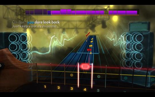 "Скриншот №4 к Rocksmith® 2014 Edition – Remastered – WALK THE MOON - ""Shut Up And Dance"""