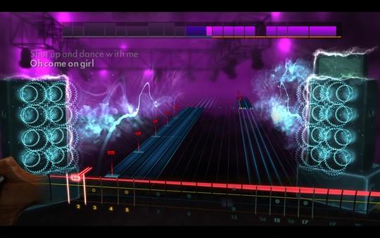 "Скриншот №5 к Rocksmith® 2014 Edition – Remastered – WALK THE MOON - ""Shut Up And Dance"""