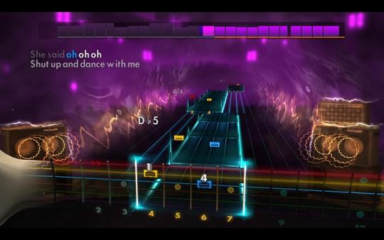 "Скриншот №1 к Rocksmith® 2014 Edition – Remastered – WALK THE MOON - ""Shut Up And Dance"""