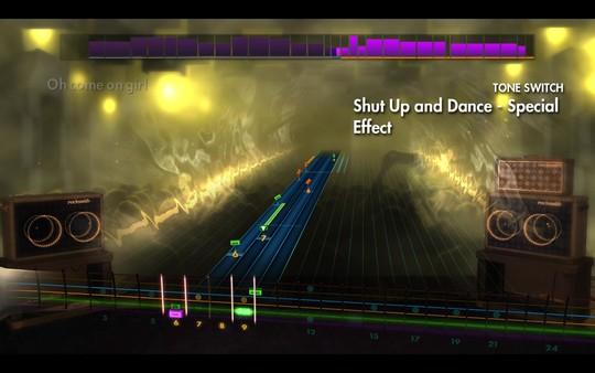 "Скриншот №3 к Rocksmith® 2014 Edition – Remastered – WALK THE MOON - ""Shut Up And Dance"""
