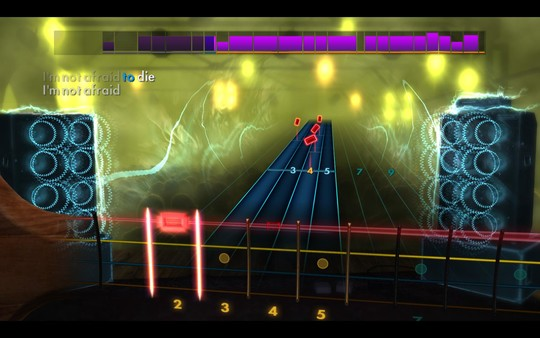 "Скриншот №4 к Rocksmith® 2014 Edition – Remastered – Black Veil Brides - ""In The End"""