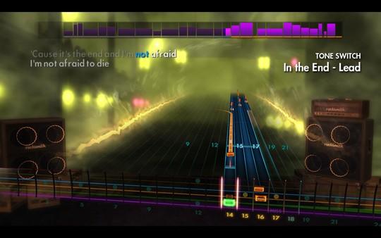 "Скриншот №3 к Rocksmith® 2014 Edition – Remastered – Black Veil Brides - ""In The End"""