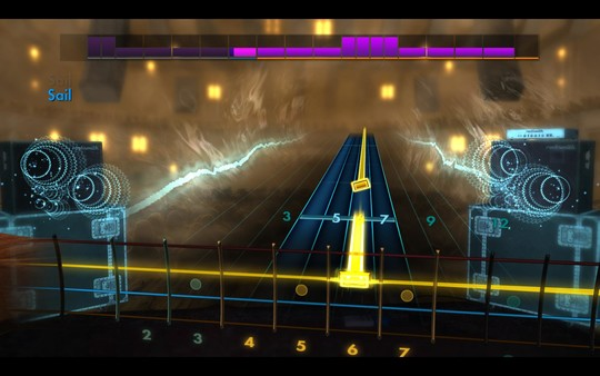 Скриншот №1 к Rocksmith® 2014 Edition – Remastered – 2010s Mix Song Pack II