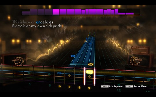 Скриншот №4 к Rocksmith® 2014 Edition – Remastered – 2010s Mix Song Pack II