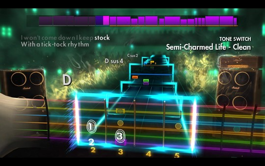 "Скриншот №2 к Rocksmith® 2014 Edition – Remastered – Third Eye Blind - ""Semi-Charmed Life"""