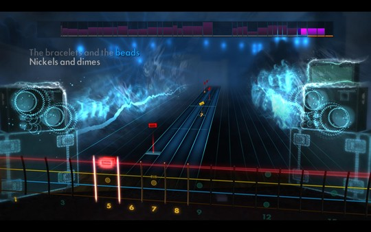 "Скриншот №3 к Rocksmith® 2014 Edition – Remastered – Third Eye Blind - ""Never Let You Go"