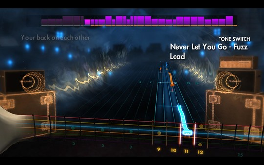 "Скриншот №2 к Rocksmith® 2014 Edition – Remastered – Third Eye Blind - ""Never Let You Go"